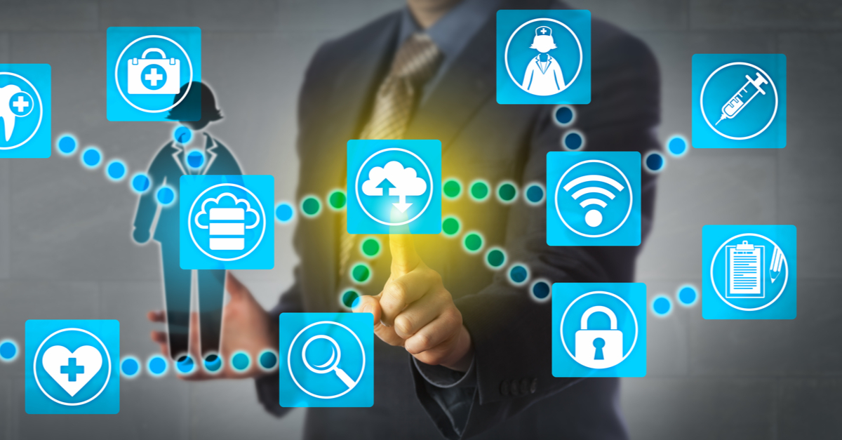 Home Health interoperability blog